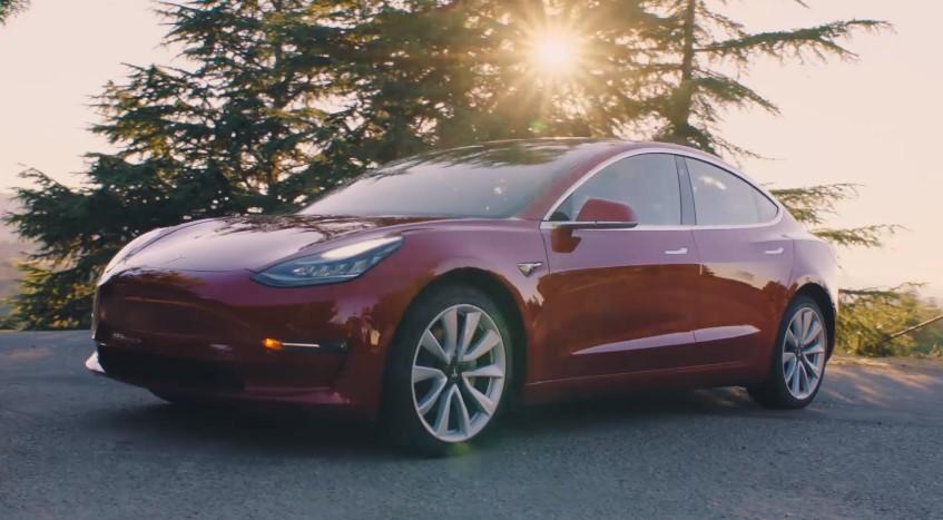2018 Tesla Model 3 Price Specs Design Interioir