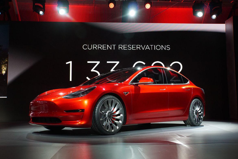 2018 Tesla Model 3h