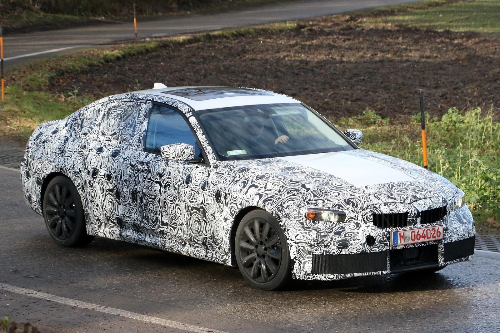 2019 BMW 3 Series 13
