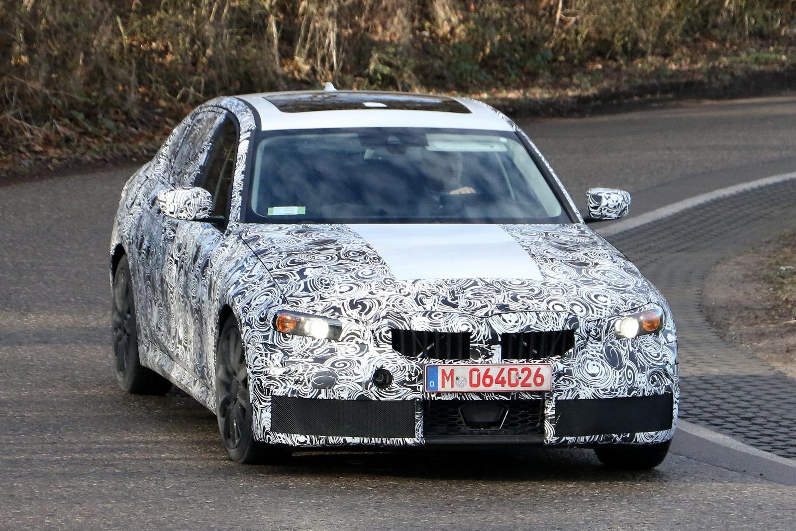 2019 BMW 3 Series 14