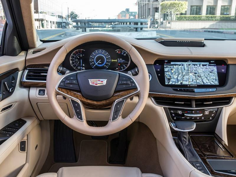 Cadillac Ct I