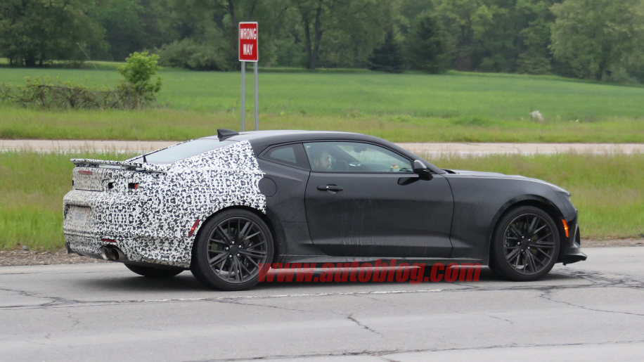2018 Chevrolet Camaro Zl1 1le New Car Release Date And