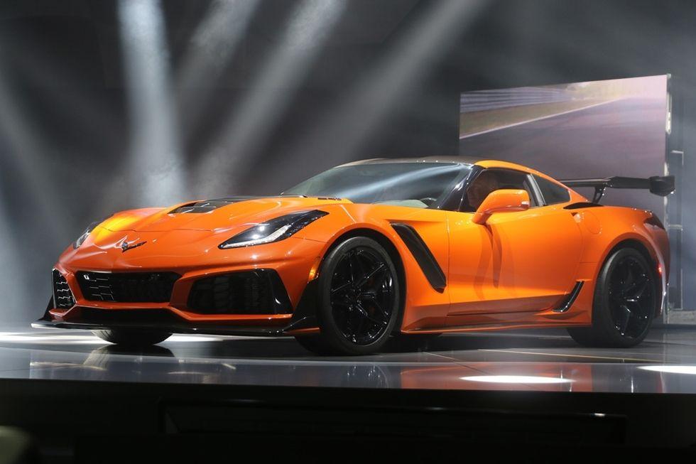 2019 Chevrolet Corvette ZR1 * Price * Specs * Interior ...