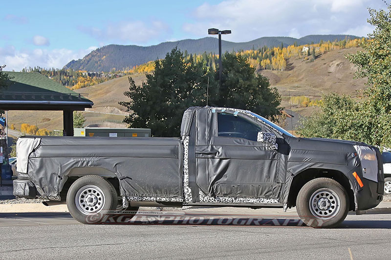 2019 Chevrolet Silverado Release date * Price * Specs
