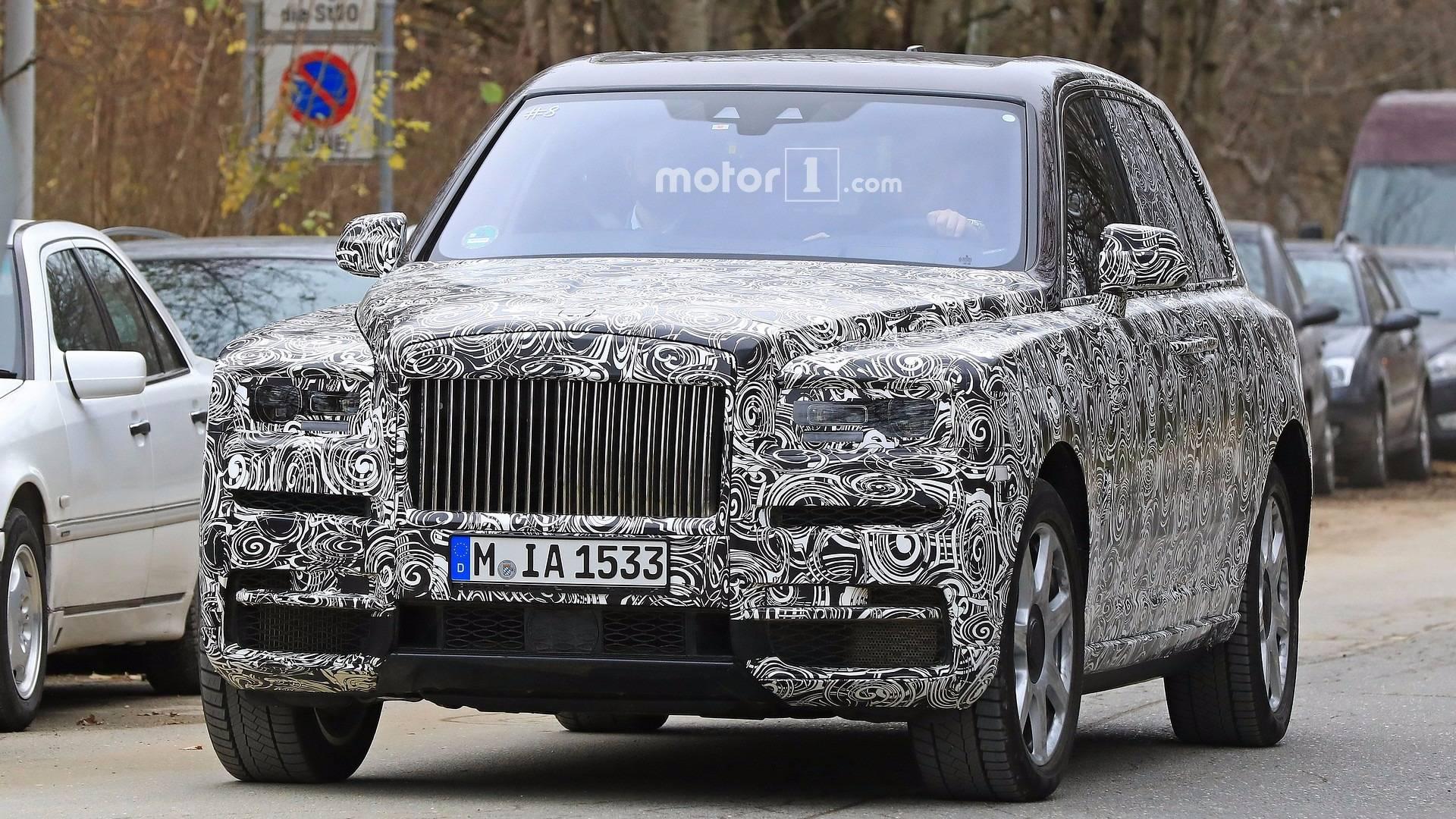 2019 Rolls Royce Cullinan Release Date Price Specs