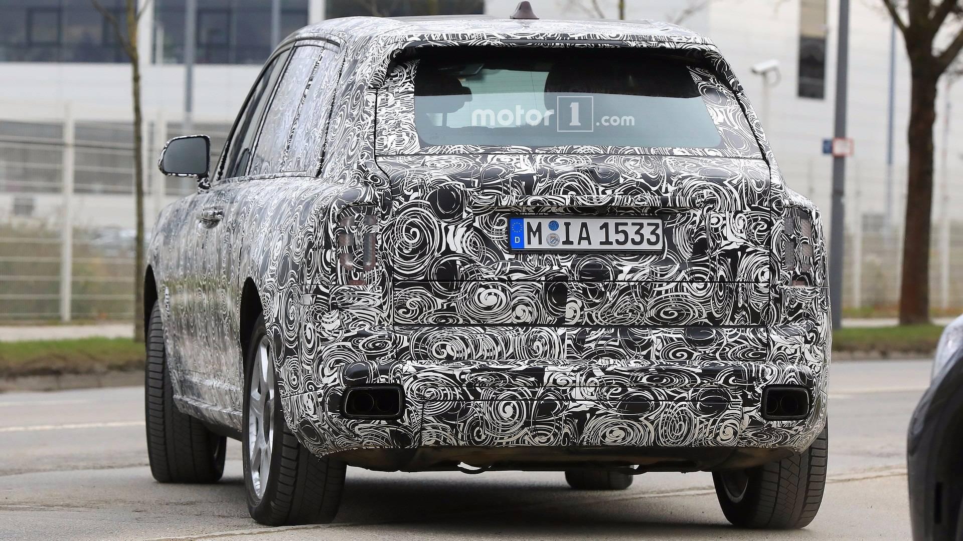 2019 Rolls-Royce Cullinan * Release date * Price * Specs