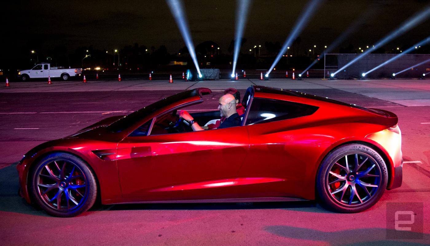 New Fastest Car