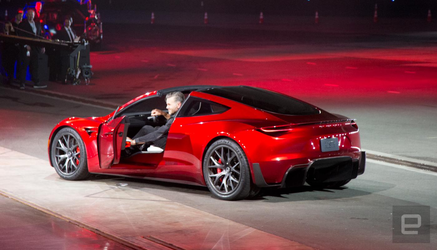 New Tesla Roadster >> 2019 Tesla Roadster * Release date * Price * Specs * Interior