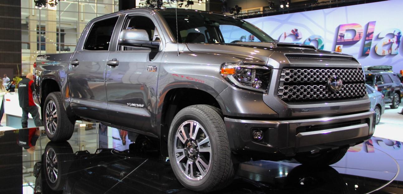 2019 Toyota Tundra Release date * Price * Redesign