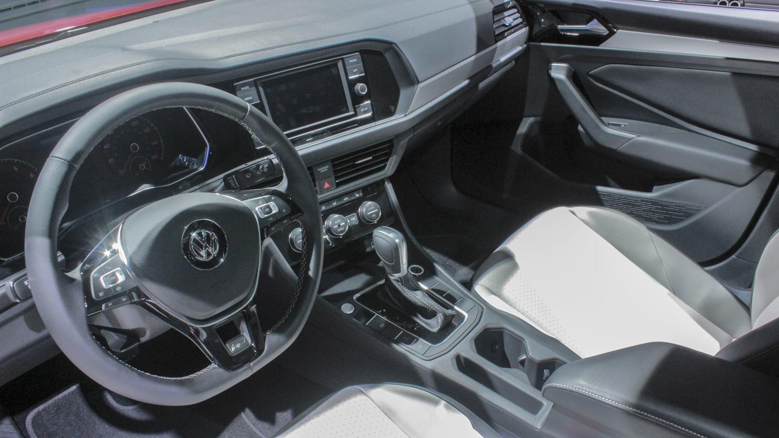 2019 Volkswagen Jetta * Release date * Price * Specs * Interior