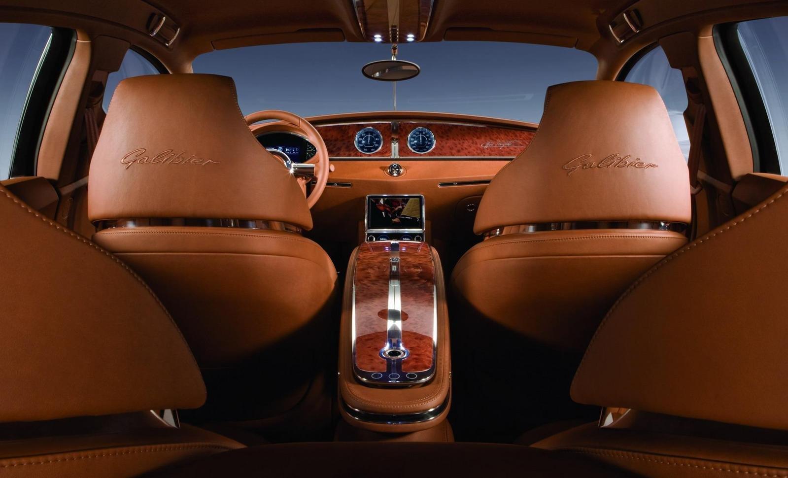2020 Bugatti Galibier Price Release Date Specs Design