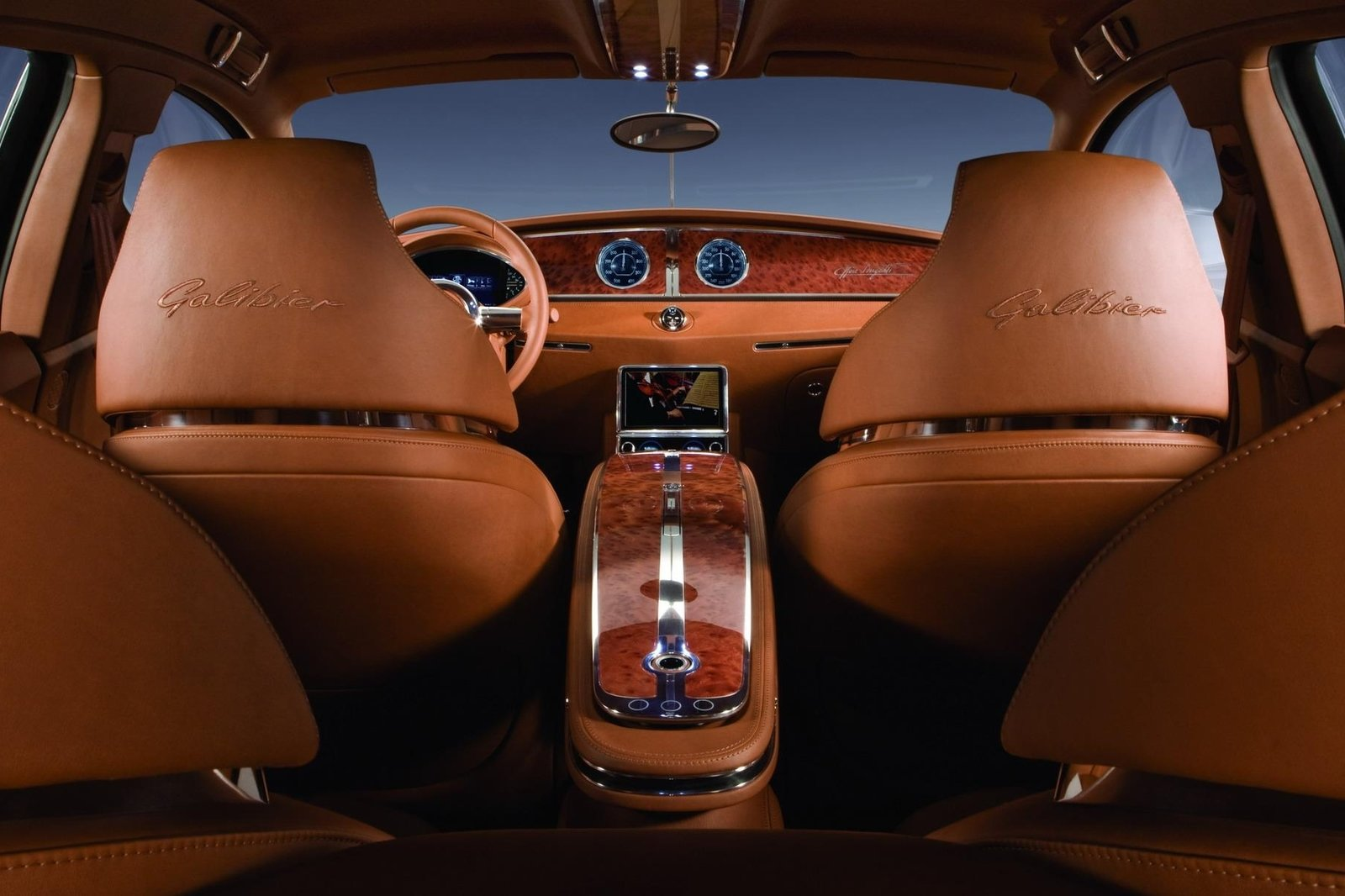 2020 Bugatti Galibier Price * Release date * Specs * Design