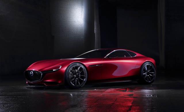 2020 Mazda RX-9c