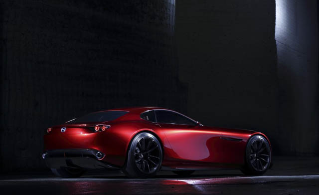 2020 Mazda RX-9e