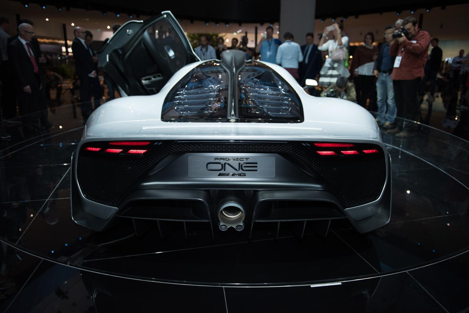 2020 Mercedes Amg Project One Price Specs Design