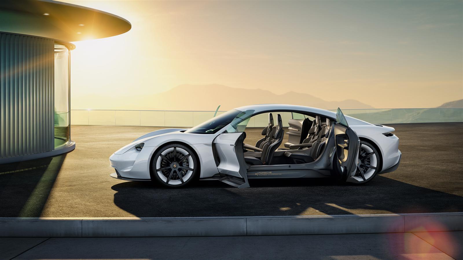 Electric car engine design