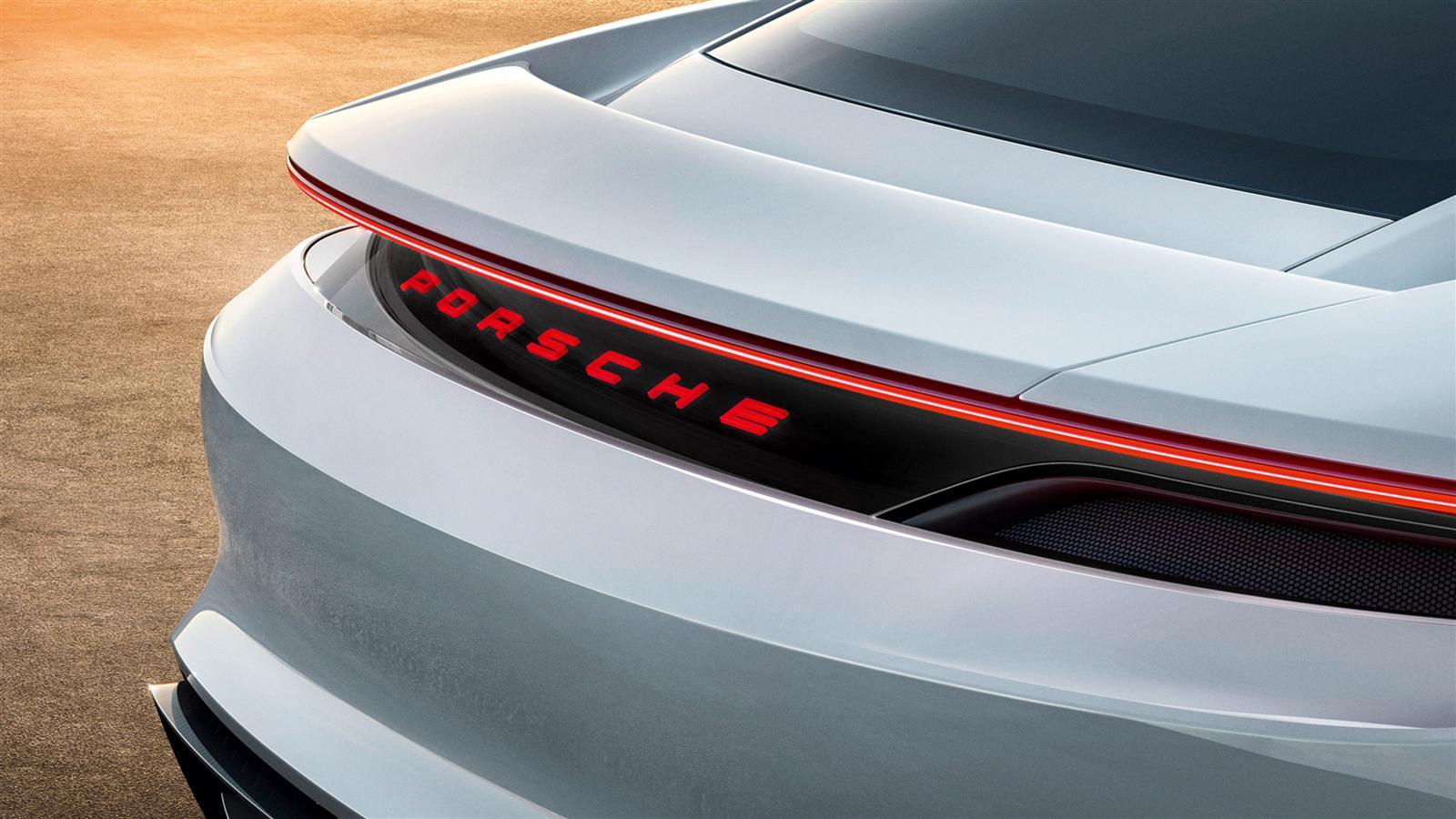 2020 Porsche Mission E Release Date Price Specs