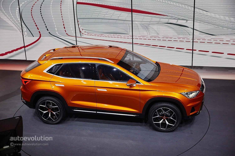 2020 SEAT SUV-Coupe * Release date * Price * Design