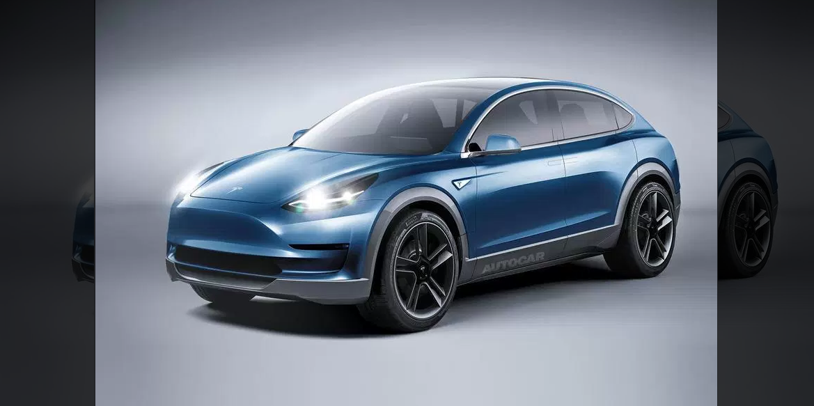2020 Tesla Modely Y5
