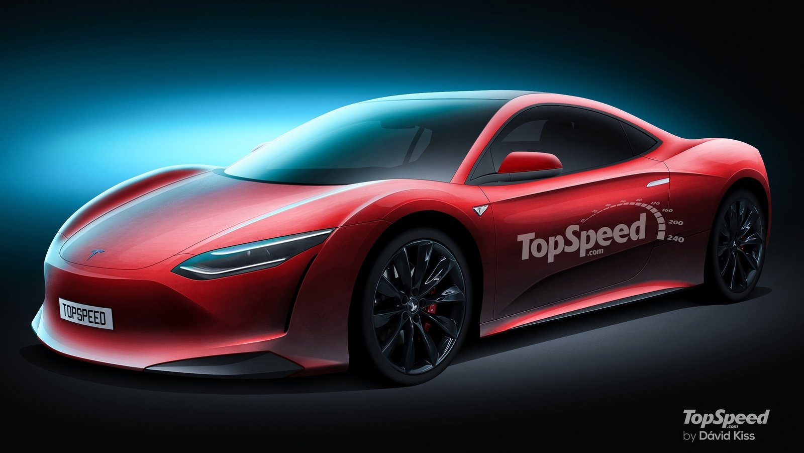 2020 Tesla Supercar