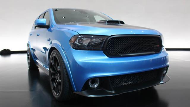 Dodge Durango Shaker Concept, Price, Release date