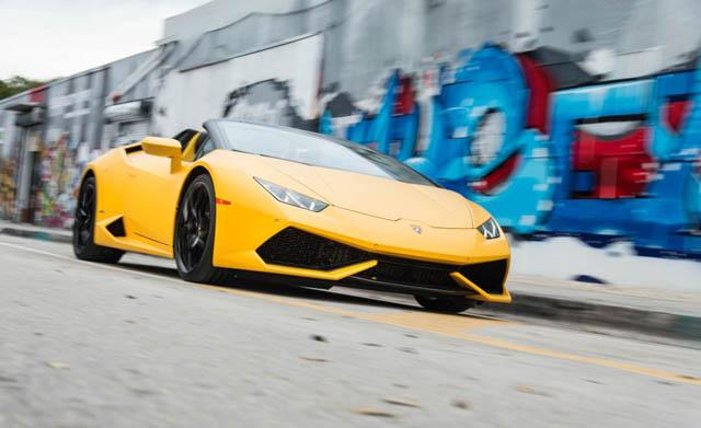 Lamborghini Huracan Spyder10