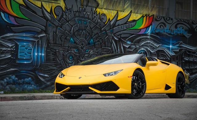 Lamborghini Huracan Spyder11