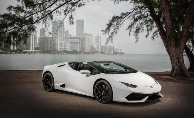 Lamborghini Huracan Spyder3