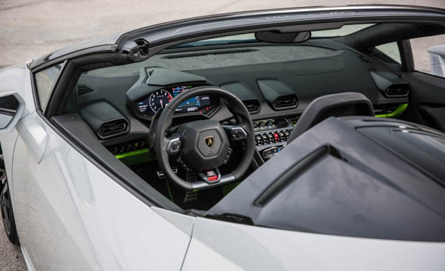 Lamborghini Huracan Spyder6