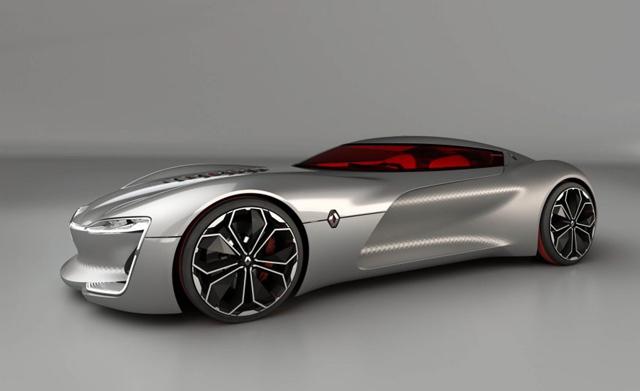 Renault Trezor Concept * Design * Price * Release date ...