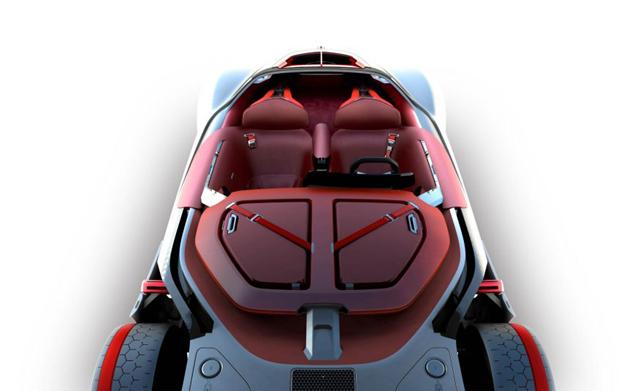 Renault Trezor Concept * Design * Price * Release date * Specs * Interior