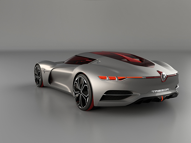 Renault Trezor Concept Design Price Release Date