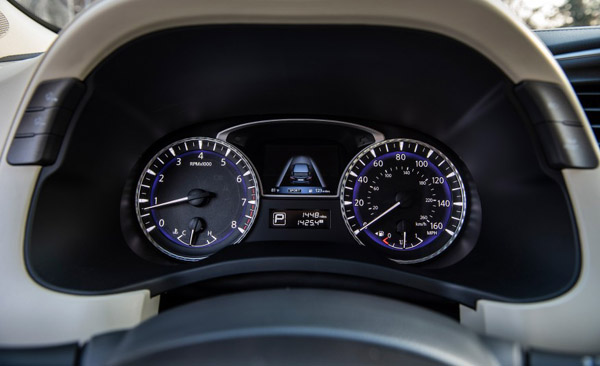 2016 Infiniti QX60 Hybrid20