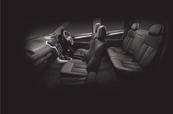 2016 Isuzu D-Max Interior and Exterior5