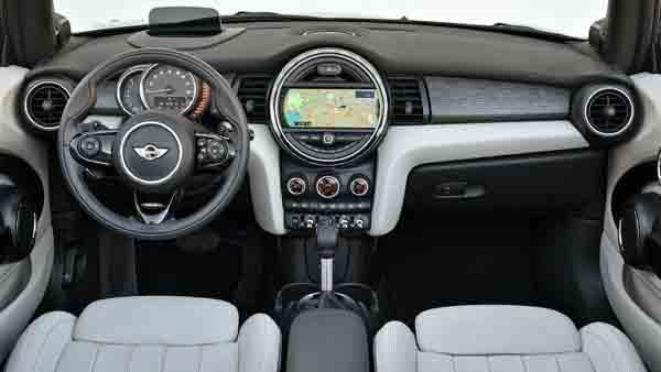 2016 MINI Cooper S cabrio