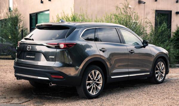 2016 Mazda CX 9 Design5
