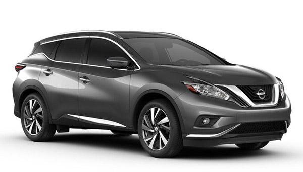 2016 Nissan Murano Design2