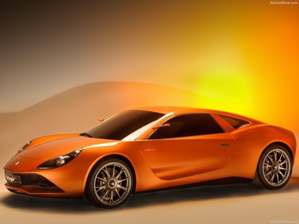 2017 Artega Scalo Superelletra Concept design