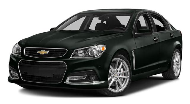 2017 Chevrolet SS Price, Engine, Review, Changes