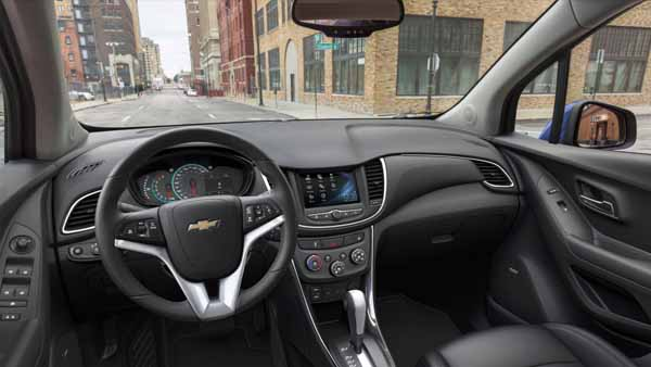 2017 Chevrolet Trax Price Engine Interior Exterior