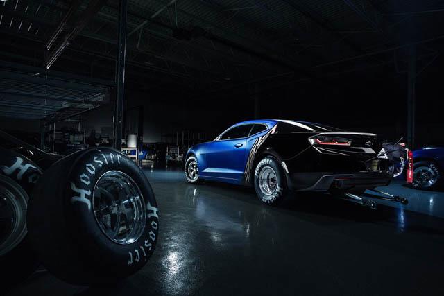 2017 Chevy Camaro COPO