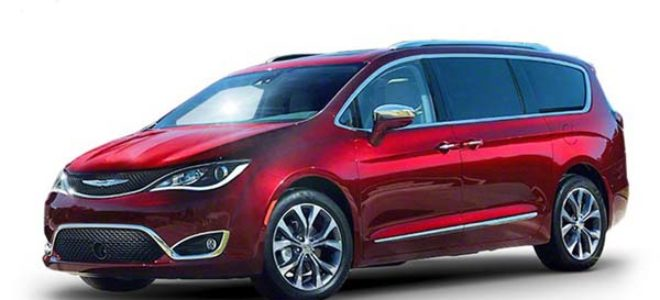 2017 Chrysler Pacifica Release Date And Price