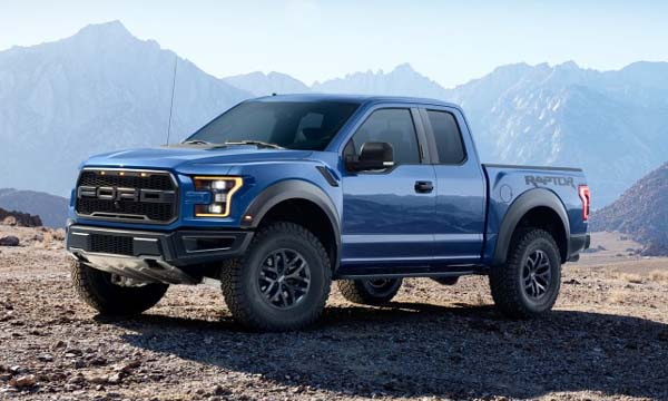 2017 Ford Raptor Release date and Price9