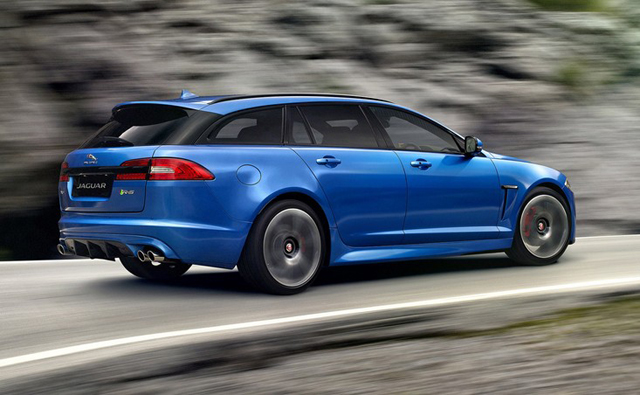 2017 Jaguar XF Sportbrake Release date Price Interior