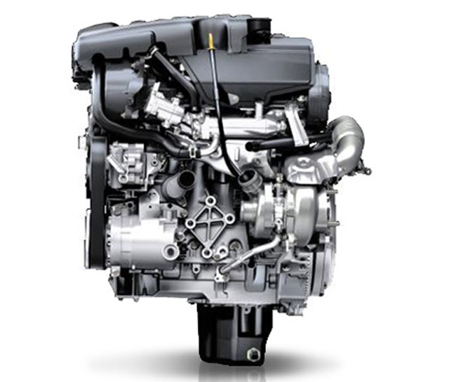 2017 Land Rover LR4 engine