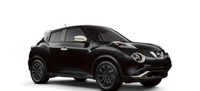 2017 Nissan Juke Black Pearl