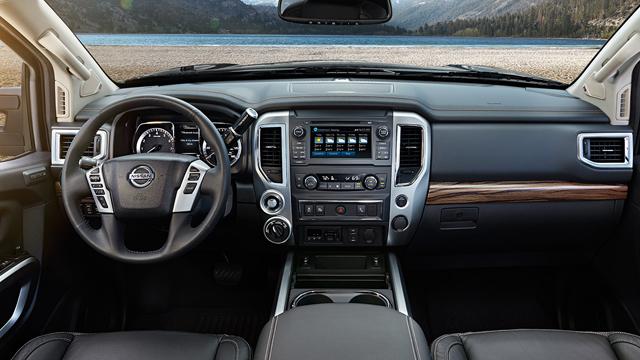 2017 Nissan Texas Titan Pickup Truck Release date