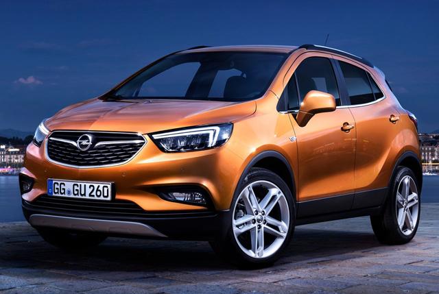 2017 Opel Mokka X Design, Price, Release date, Specs