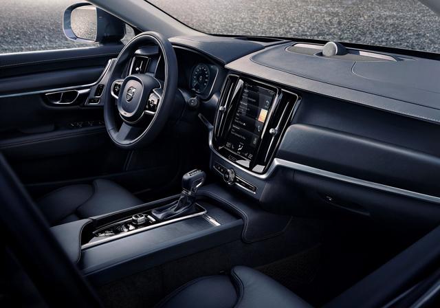 2017 Volvo V90 Cross Country Interior