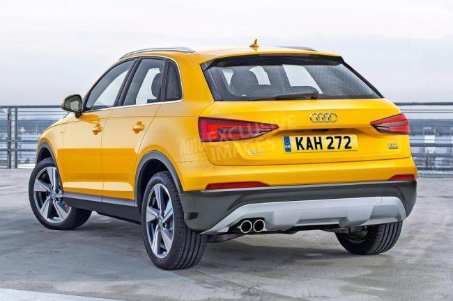 2018 Audi Q3 design